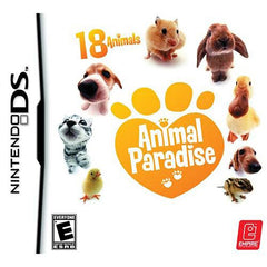 Animal Paradise (DS)