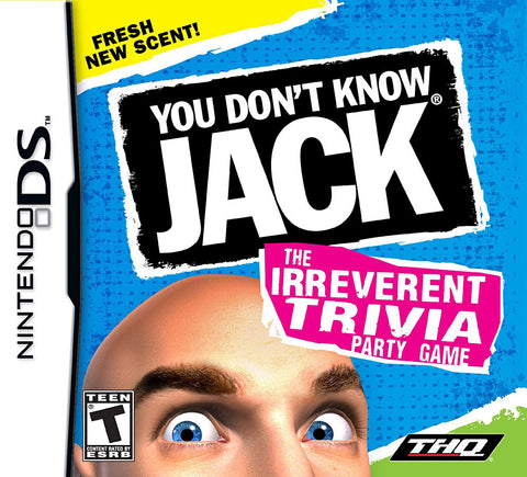You Don't Know Jack (DS) DS Game