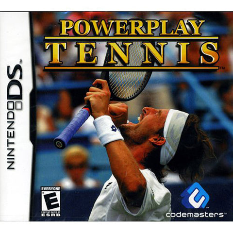 Powerplay Tennis (DS) DS Game