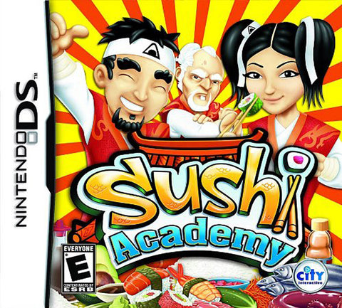Sushi Academy (Bilingual Cover) (DS) DS Game