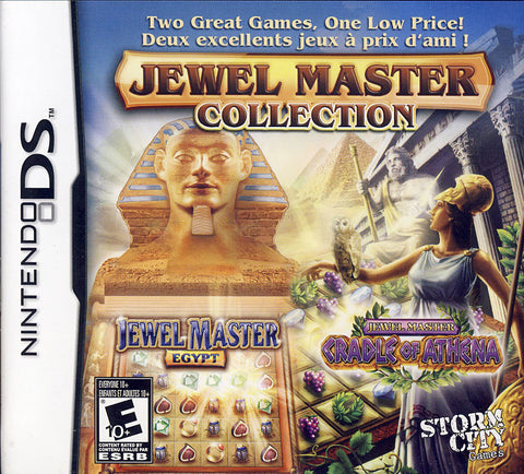 Jewel Master Collection (Bilingual Cover) (DS) DS Game