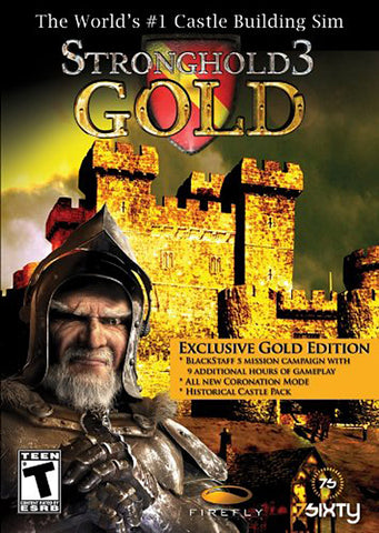 Stronghold 3 - Gold Edition (PC) PC Game
