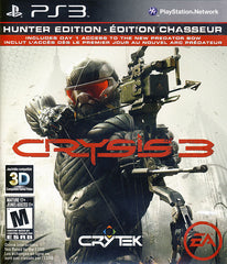 Crysis 3 (Hunter Edition) (Bilingual Cover) (PLAYSTATION3)
