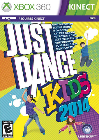 Just Dance Kids 2014 (Kinect) (Trilingual Cover) (XBOX360) XBOX360 Game