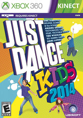 Just Dance Kids 2014 (Kinect) (Trilingual Cover) (XBOX360)