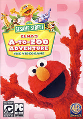 Sesame Street - Elmo s A-to-Zoo Adventure (Bilingual Cover) (PC)