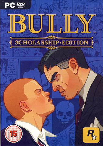 Bully - Scholarship Edition (European) (PC) PC Game