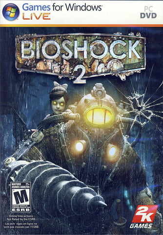 Bioshock 2 (Bilingual Cover) (PC) PC Game