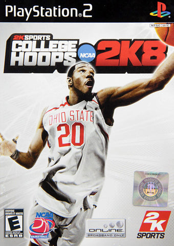 College Hoops 2K8 (Bilingual Cover) (PLAYSTATION2) PLAYSTATION2 Game