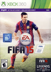 FIFA 15 (Bilingual Cover) (XBOX360)