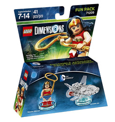 LEGO Dimensions - DC Wonder Woman Fun Pack (Toy) (TOYS)
