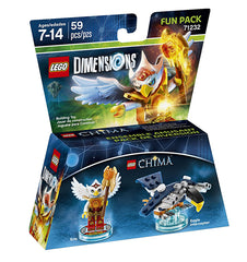 LEGO Dimensions - Chima Eris Fun Pack (Toy) (TOYS)
