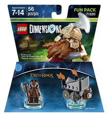 LEGO Dimensions - Lord Of The Rings Gimli Fun Pack (Toy) (TOYS)