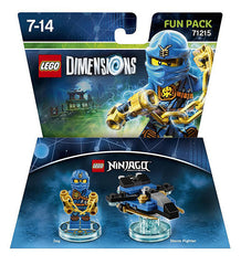 LEGO Dimensions - Ninjago Jay Fun Pack (Toy) (TOYS)