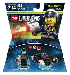 LEGO Dimensions - LEGO Movie Bad Cop Fun Pack (Toy) (TOYS)