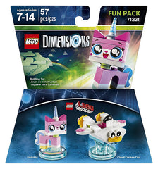 LEGO Dimensions - LEGO Movie Unikitty Fun Pack (Toy) (TOYS)