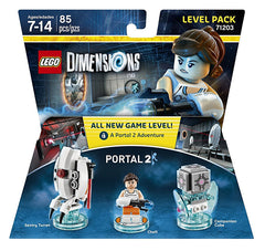 LEGO Dimensions - Portal 2 Level Pack (Toy) (TOYS)