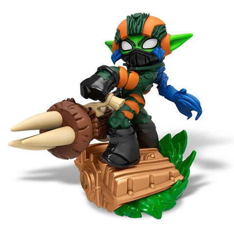 Skylanders Superchargers - Drivers Super Shot Stealth Elf (Toy) (TOYS) TOYS Game