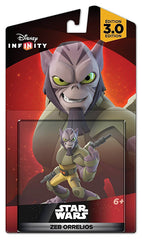 Disney Infinity 3.0 Edition - Star Wars Rebels Zeb Orrelios Figure (Toy) (TOYS)