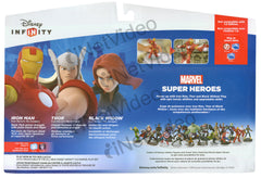 Disney Infinity 2.0 Edition - Marvel s The Avengers Figure (Iron Man / Black Widow) (Toy) (TOYS)