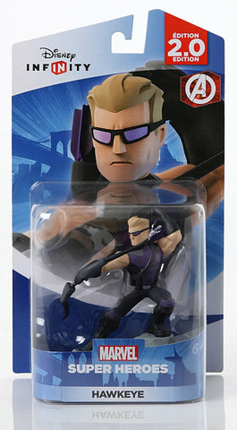 Disney Infinity 2.0 - Marvel Super Heroes - Hawkeye (Toy) (TOYS) TOYS Game
