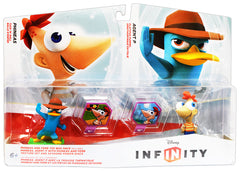 Disney Infinity - Phineas & Ferb Toy Box Pack (Toy) (TOYS)