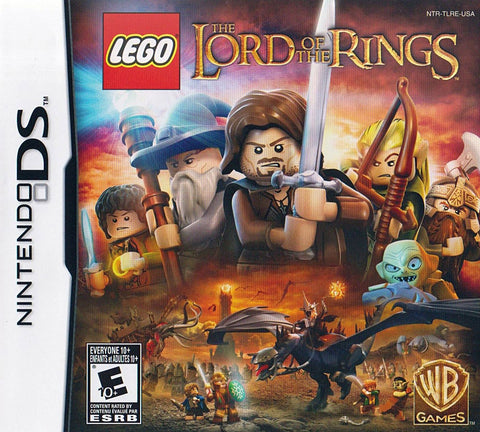 LEGO Lord of the Rings (Trilingual Cover) (DS) DS Game