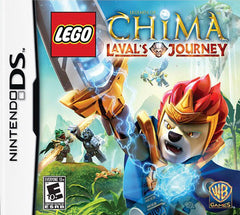 LEGO Legends of Chima - Laval's Journey (DS)