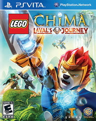 LEGO Legend of Chima - Laval s Journey (Trilingual Cover) (PS VITA)