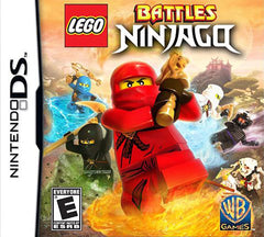 Lego Battles - Ninjago (Bilingual Cover) (DS)