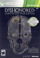 Dishonored - Game of the Year Edition (XBOX360)