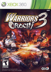 Warriors Orochi 3 (Bilingual Cover) (XBOX360)