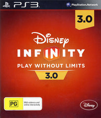 Disney Infinity 3.0 - Standalone (Game Disc Only) (European) (PLAYSTATION3)