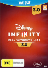 Disney Infinity 3.0 - Standalone (Game Disc Only) (European) (NINTENDO WII U)