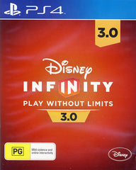 Disney Infinity 3.0 - Standalone (Game Disc Only) (European) (PLAYSTATION4)
