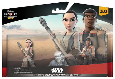Disney Infinity 3.0 Edition - Star Wars Force Awakens Playset (European) (Toy) (TOYS) TOYS Game