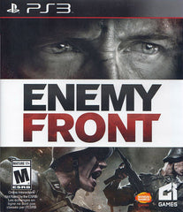 Enemy Front (PLAYSTATION3)