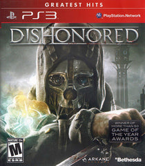 Dishonored (Greatest Hits) (PLAYSTATION3)