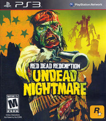 Red Dead Redemption - Undead Nightmare (PLAYSTATION3)