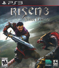 Risen 3 - Titan Lords (PLAYSTATION3)