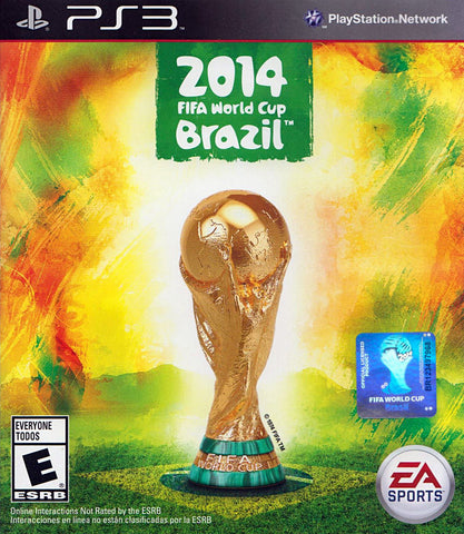 2014 FIFA World Cup Brazil (PLAYSTATION3) PLAYSTATION3 Game