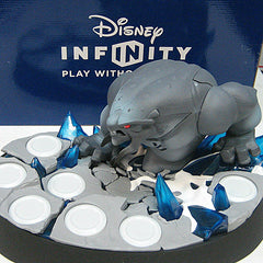 Disney Infinity FROST GIANT BEAST Display Statue (TOYS)