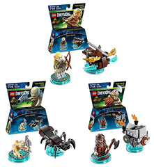 LEGO Dimensions - Lord of the Rings Gollum / Legolas / Gimli Bundle (3-Pack) (Toy) (TOYS)