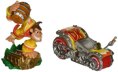 Skylanders Superchargers Combo Pack - Donkey Kong and Barrel Blaster (Toy) (TOYS)