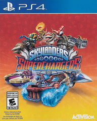 Skylanders Superchargers (Game Only) (Bilingual Cover) (PLAYSTATION4)