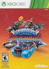 Skylanders Superchargers (Game Only) (Bilingual Cover) (XBOX360)