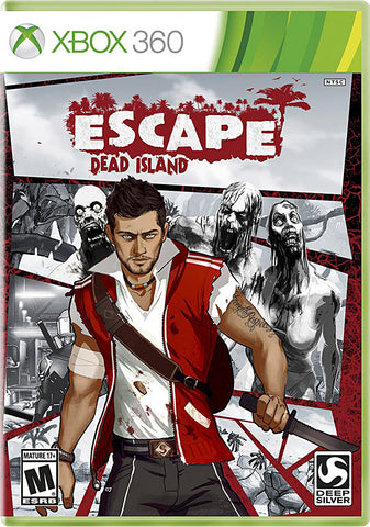 Escape Dead Island (XBOX360) XBOX360 Game