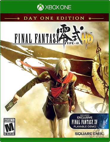 Final Fantasy Type-0 HD (XBOX ONE) XBOX ONE Game