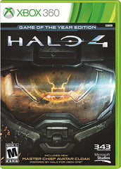Halo 4 - Game of the Year (French Version Only) (XBOX360)