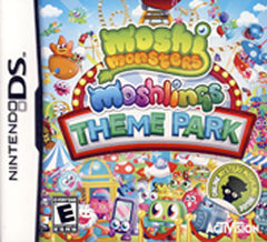 Moshi Monsters - Moshlings Theme Park (DS)